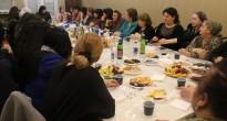 Встреча в еврейском женском клубе города Нальчика